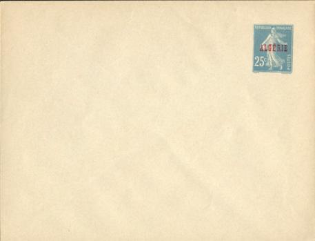 Algerie-enveloppe-entier