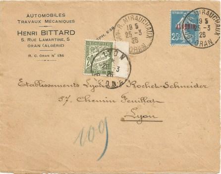 Algerie-LSI-taxee-1926