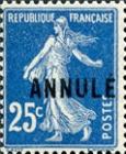 Annulé 1911