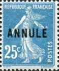 Annulé 1923