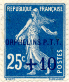 surcharge orphelins