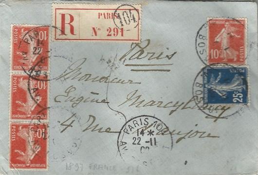 tarif 1920