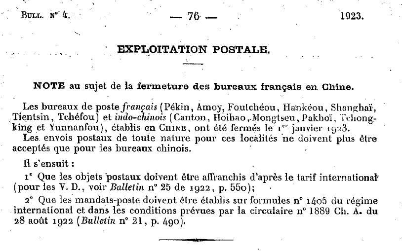 Bulletin des postes 1924:02