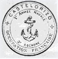 castellorizo cachet 1ere armée.png