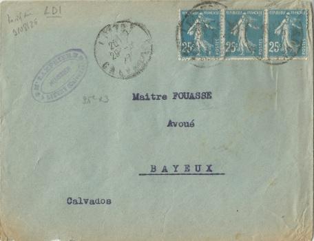 LDI 29:06:27 Bayeux 75c