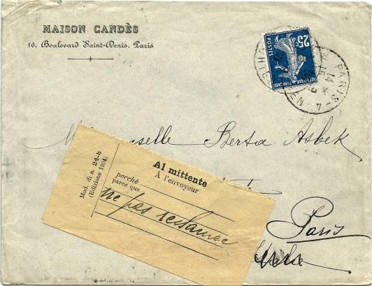 LSE 1908