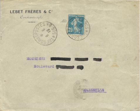 LSE-Constantinople-506B-1919