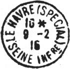 belgique-le havre 1914