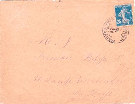 pmb sans numéro 1915