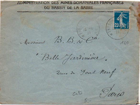 sarre-1921